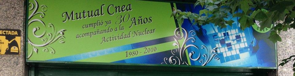 Iniciamos la pagina de la mutual CNEA